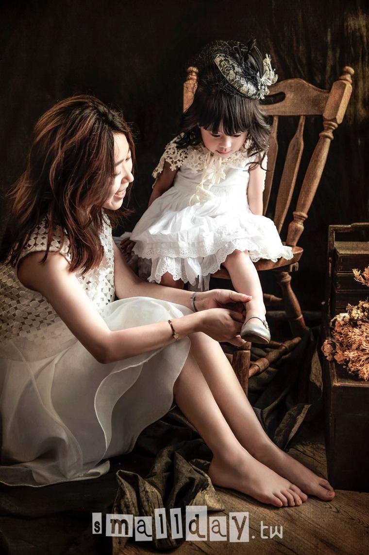小日子兒童寫真全家福-009