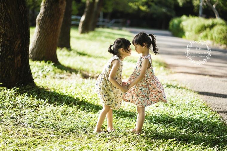 桃園新竹台北 全家福 兒童寫真 親子照 -006