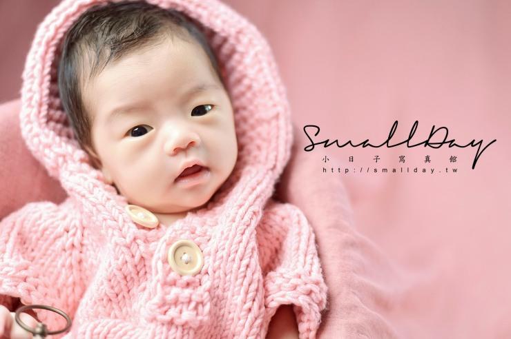小日子寫真館新生兒寫真寶寶寫真-00007