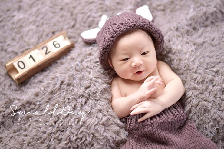 小日子寫真館新生兒寫真寶寶寫真-00009
